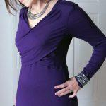 Stretch-Kleid selber nähen