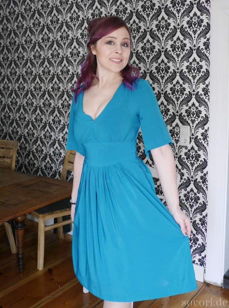Simplicity Schnittmuster Tailliertes Kleid