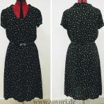 Kleid mit Inspiration der Fünfziger Jahre und Gürtel