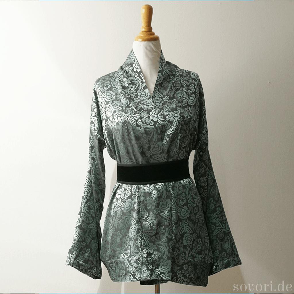Kimono Blazer selbernähen