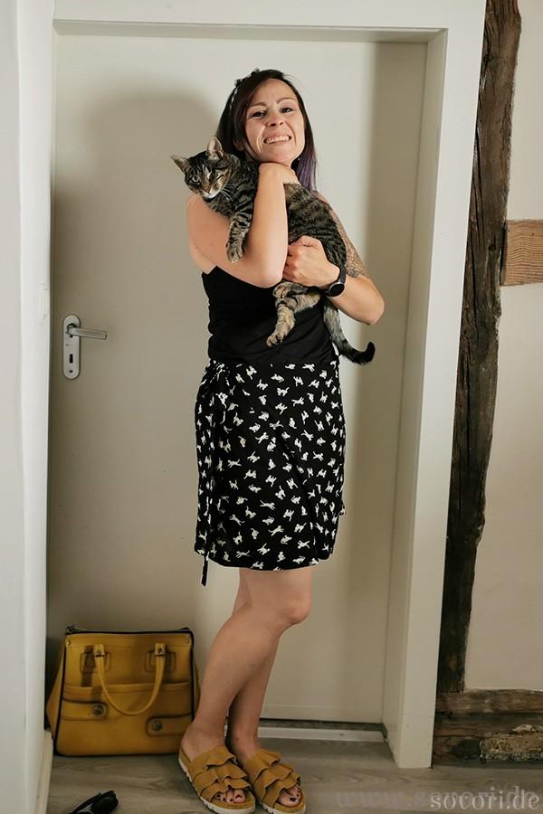 Catcontent zum Katzenstoff