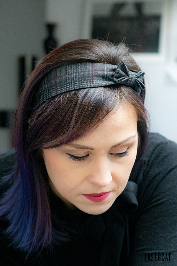 Haarband selber nähen