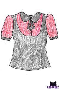 Design für ein Rockabilly Shirt