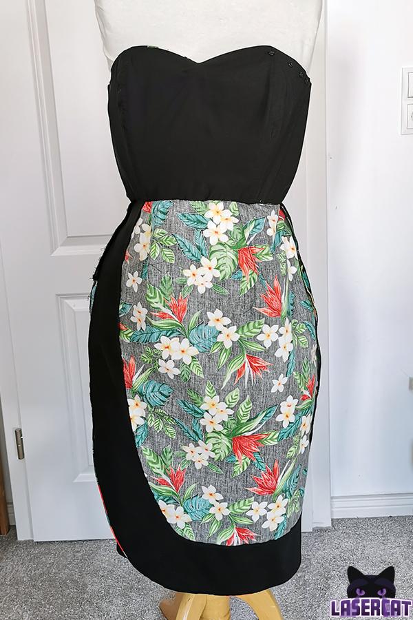 Innenseite meines Lamour Dress