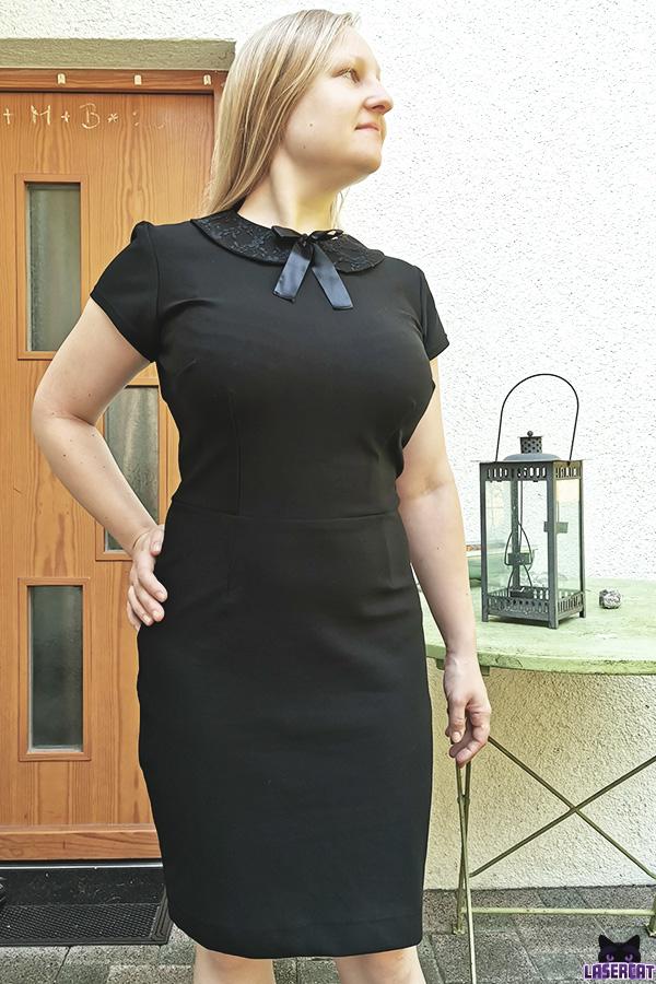 Gertie Secretary Dress